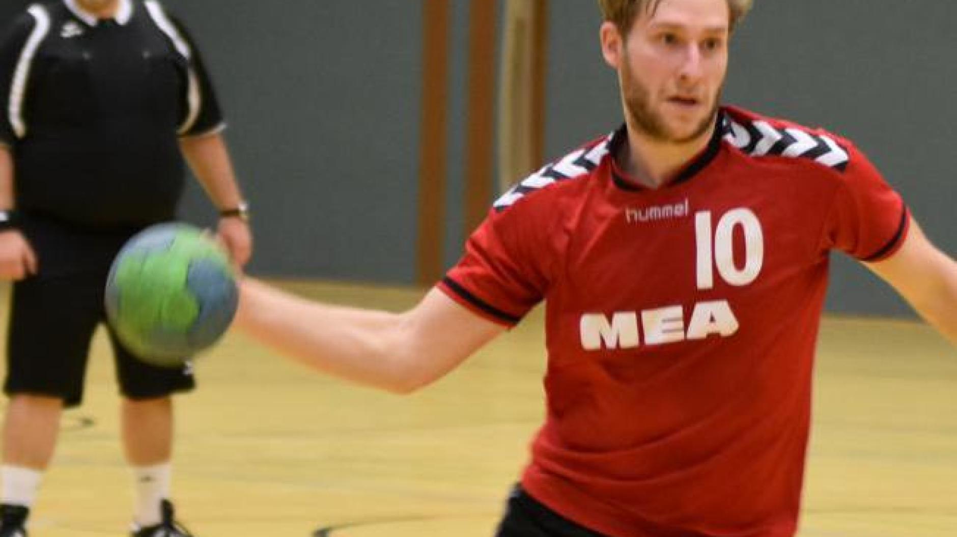 Spielberichtsbogen Handball