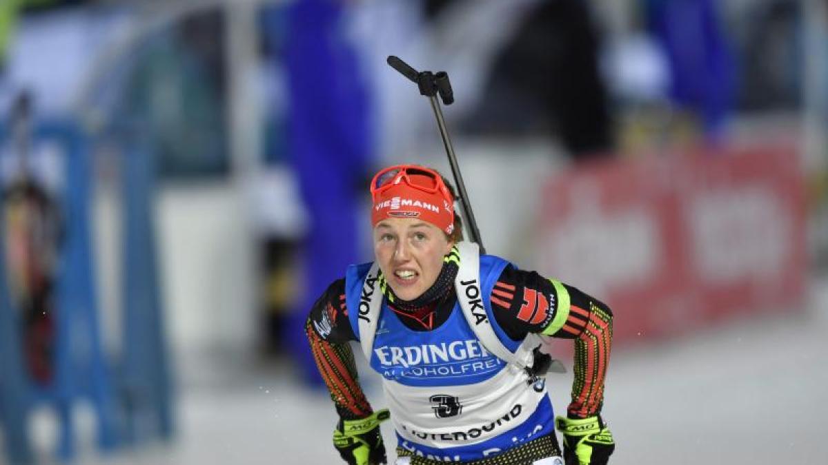 Biathlon Ergebnisse östersund