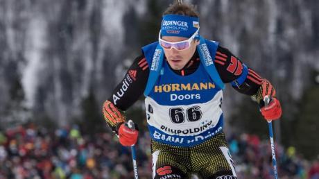 Simon Schempp holte in Antholz fünf seiner elf Weltcupsiege; 2014 und 2015 gewann er sowohl den Sprint als auch die Verfolgung, im Vorjahr siegte er erneut im Sprint.