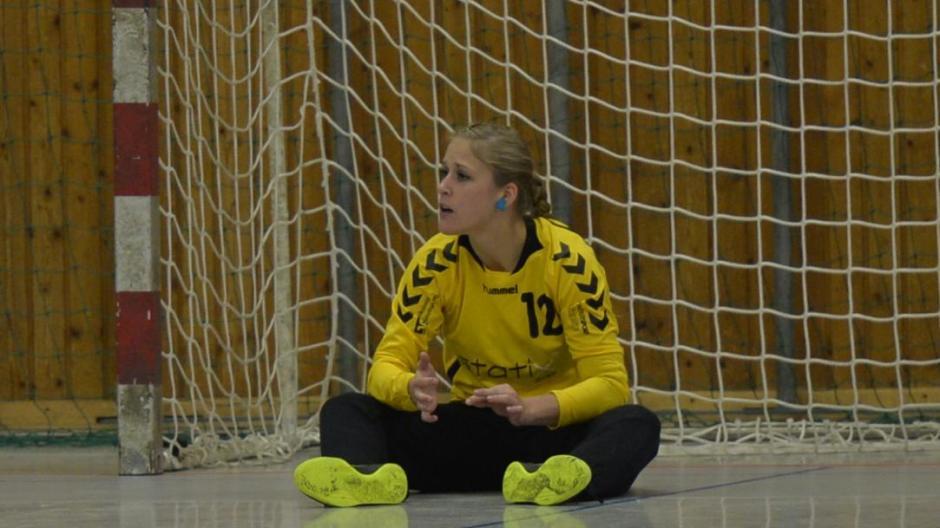 Handball Liegen
