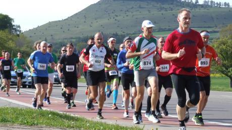 Der Ries-Ipf-Halbmarathon 2020 wird auf 2021 verschoben, teilt der Veranstalter mit.