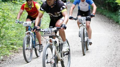 Das Dießener Mountainbikerennen findet heuer zum fünften Mal statt.