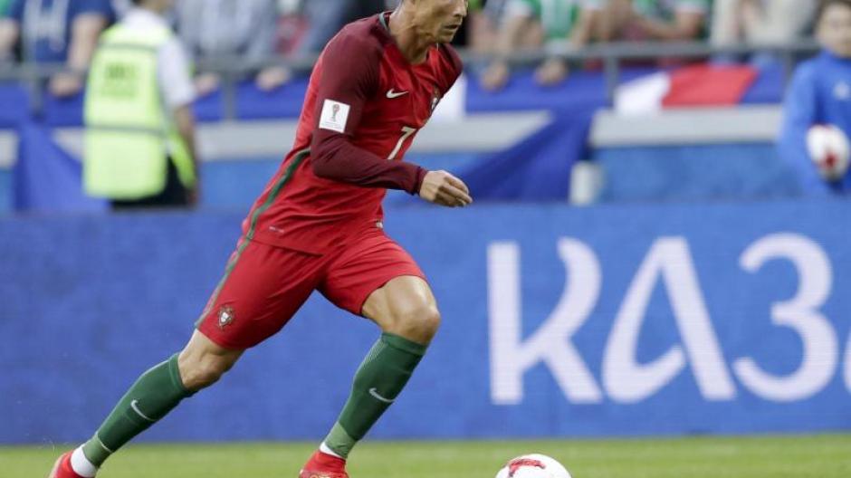 Confed Cup Gruppe A Gastgeber Kontra Europameister Portugal Unter
