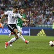 Leon Goretzka zeigt sich beim Confederations Cup als torgefährlich. Foto: Thanassis Stavrakis