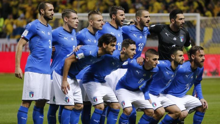 Wm Qualifikation Warum Fussball Deutschland Heute Zu Italien