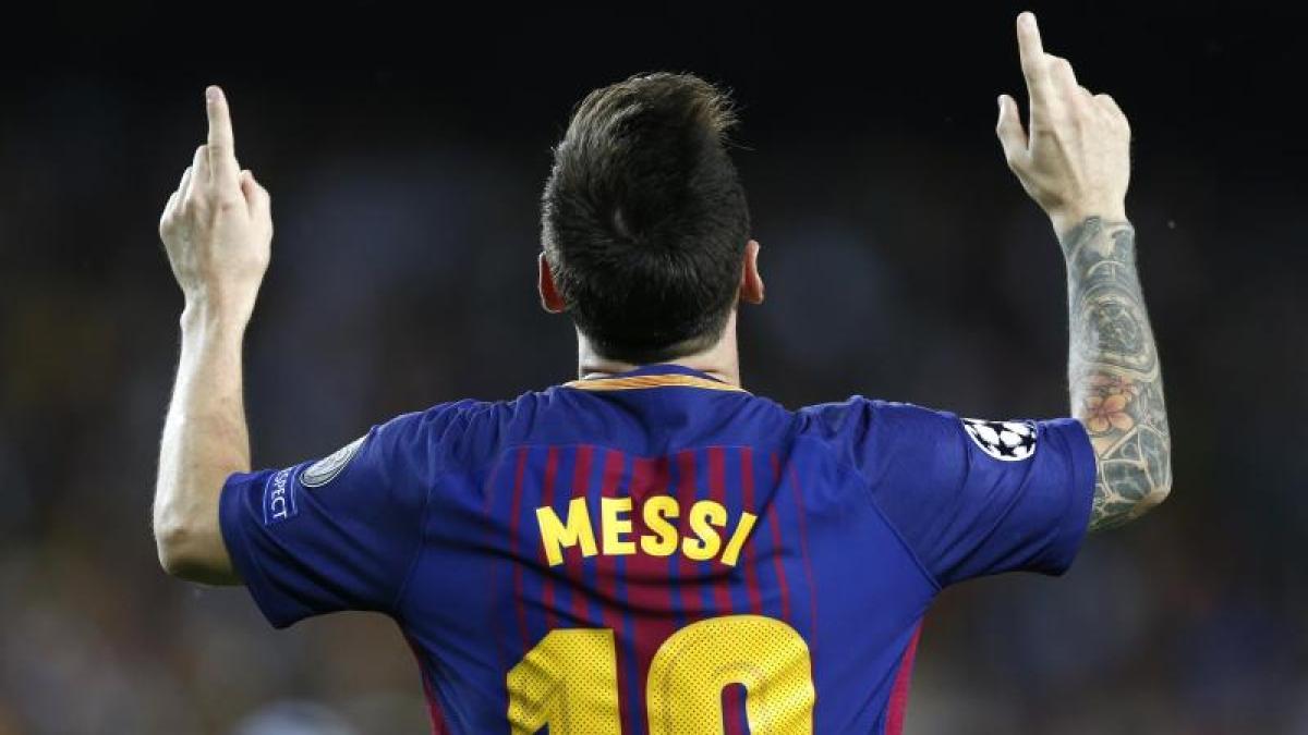 Messi Ablöse