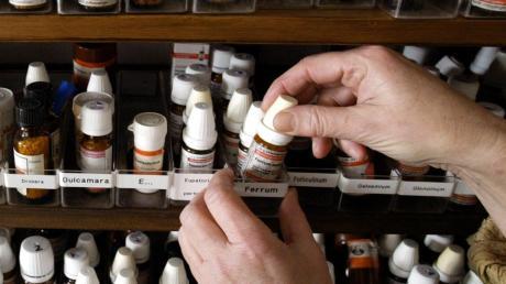 Homöopathische Mittel kommen auch im Leistungssport zum Einsatz.
