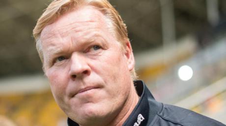 Ronald Koeman ist Trainer der niederländischen Nationalmannschaft.