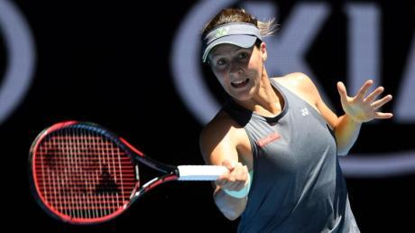 Ist im Fed Cup im Einzel gefordert: Tatjana Maria.