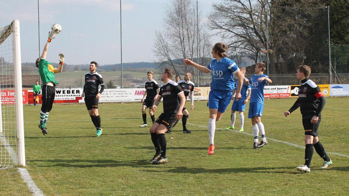 Fussball Bezirksliga Süd
