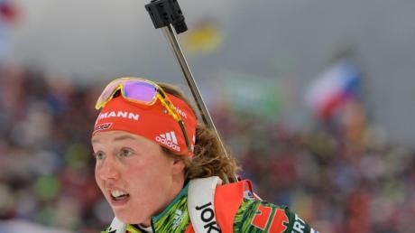 Laura Dahlmeier hat sich den Traum vom Olympiasieg erfüllt.