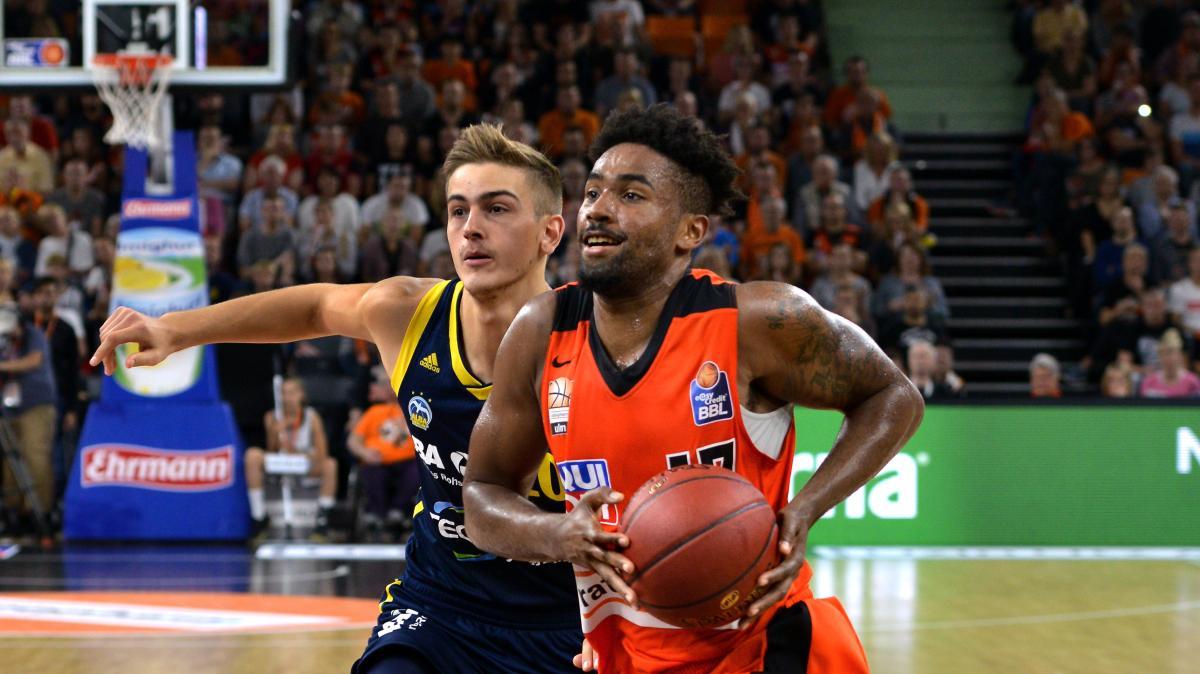 Basketball Bundesliga Die Ulmer Basketballer Vermissen Da