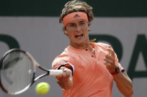 Lob von Becker: Zverev beißt sich bei French Open durch