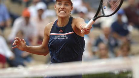 Angelique Kerber hat in Eastbourne gegen Dominika Cibulkova 6:3, 6:3 gewonnen.