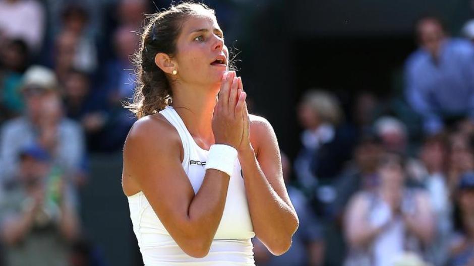 Wimbledon Julia Gorges Ist Plotzlich Geheimfavoritin Sonstige