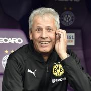 Trifft mit dem BVB im Champions Cup auf Manchester City: Trainer Lucien Favre. Foto: Hans Punz/APA