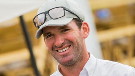 Zu den hoch gehandelten Sieg-Kandidaten beim Großen Preis von Aachen gehört Philipp Weishaupt.