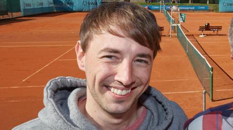 Organisationsleiter des TC Schießgraben, Michael Thor.