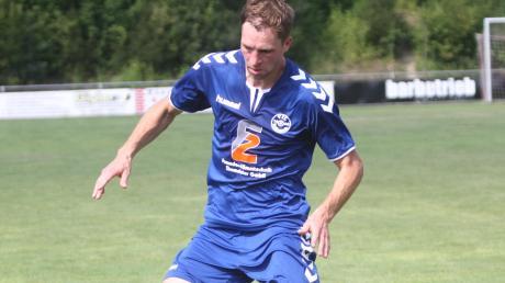 Daniel Framberger bleibt Spielertrainer beim VfL Ecknach.