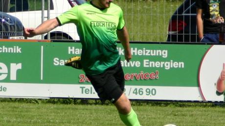 Mit Florian Wiest kehrt einer der einstigen Aufstiegshelden zum SV Schwabegg zurück.