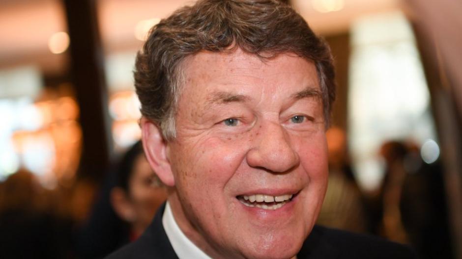 80 Geburtstag Konig Otto Rehhagel Ist Ganz Der Alte Sport News