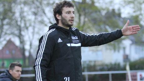 Im Jahr 2016 sprang Benedikt Deigendesch schon einmal ein und stand vorübergehend an der Seitenlinie des TSV Mindelheim.