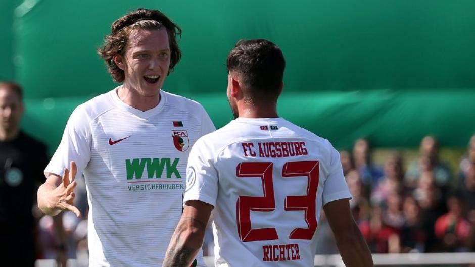 TSV Steinbach - FC Augsburg