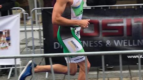 War nach längerer Verletzungspause in Beilngries am Start: Christian Wittke wurde am Ende Vierter.  <b>Foto: Christian Bottek </b>