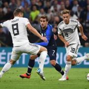 Deutschland trifft bei der EM 2021 heute sofort im ersten Spiel auf Frankreich. Hier gibt es die Infos zur Übertragung im Free-TV und Stream.
