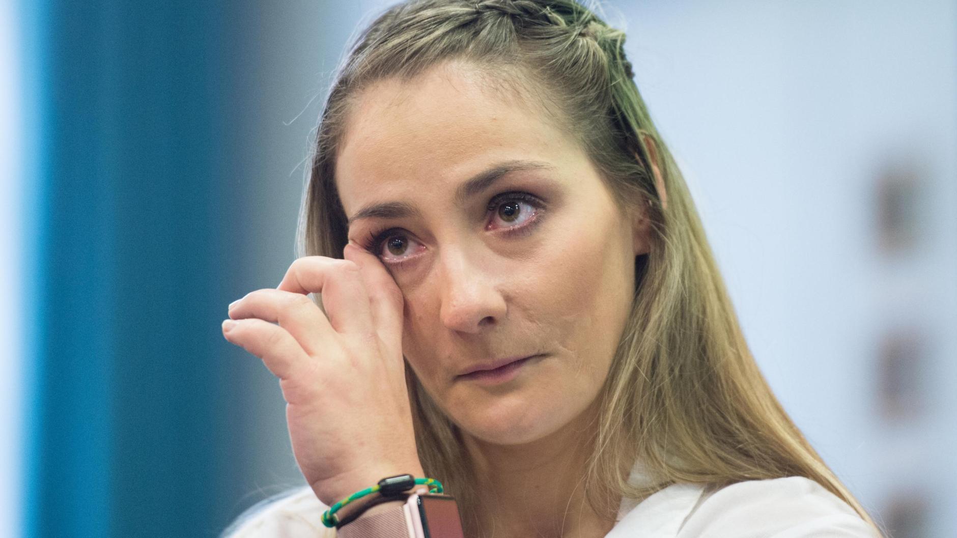 Bahnrad-Weltmeisterin: Wie sich die gelähmte Kristina