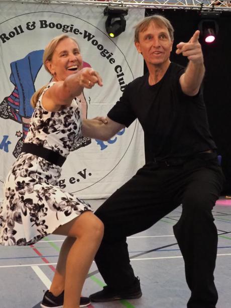 Berühmt Tanzen: Königsbrunn tanzt Boogie-Woogie - Sport Schwabmünchen &YD_09