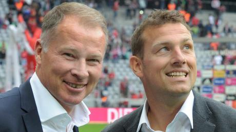 Stefan Reuter will mit Markus Weinzierl wieder an erfolgreiche Zeiten anknüpfen