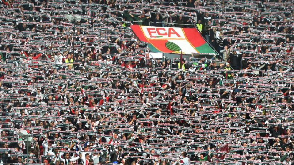 Fca Augsburg Spiel Heute