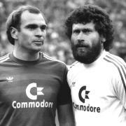 Uli Hoeneß und Paul Breitner, FC Bayern München