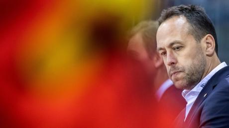 Rechnet nicht mit einem Abbruch der NHL-Saison: Marco Sturm, Co-Trainer bei den Los Angeles Kings.