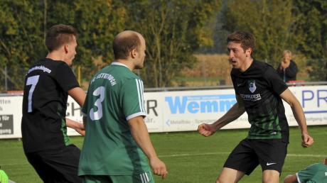 Gestandene Kicker wie Stephan Hönl (links) und Adrian Wetzel (rechts) stehen dem neuen Trainer Jürgen Bötticher in der aktuellen Saison nicht mehr zur Verfügung.
