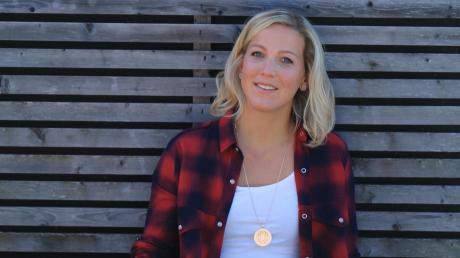 Statt zwischen Slalomstangen ist Maren Wiesler künftig in den Hörsälen der Augsburger Universität anzutreffen.