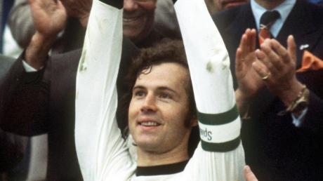 Bei der Aufnahme von Franz Beckenbauer in die Ruhmeshalle gab die sportliche Lebensleistung den Ausschlag. Foto: Hartmut Reeh