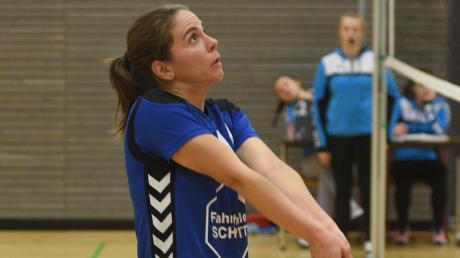 Chiara Piva trieb ihre Teamkolleginnen gegen Mauerstetten III zum Sieg, nachdem die Partie gegen Obergünzburg II verloren ging.