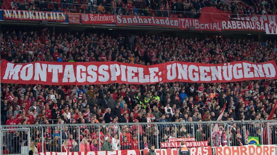 Die aktive Fanszene des FC Bayern kann mit Montagsspielen nichts anfangen. Einem Anhänger des FCB wurde das nun zum Verhängnis.