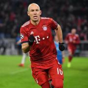 Spielt seit 2009 für den FCBayern München: Arjen Robben. Foto: Sven Hoppe