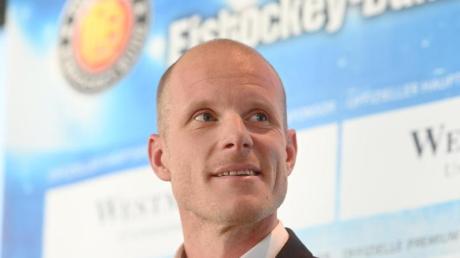 Toni Söderholm folgt Marco Sturm als Eishockey-Bundestrainer.