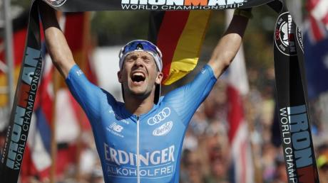 Am 14.10. gewann Patrick Lange erneut die Ironman-WM auf Hawaii.