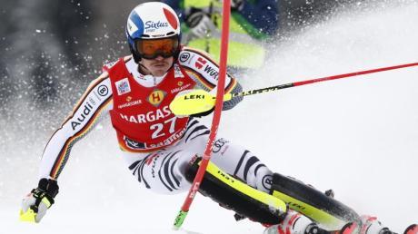 Linus Straßer findet in dieser Saison noch nicht zu seiner Form. Foto: Gabriele Facciotti/AP