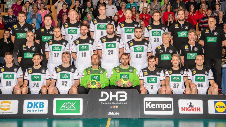 Deutschland Kader Handball Wm 2019 Deutscher Kader In Der