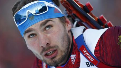 Wie auch andere russische Spitzensportler zieht es Anton Schipulin in die Politik. Foto: Matthias Schrader/AP