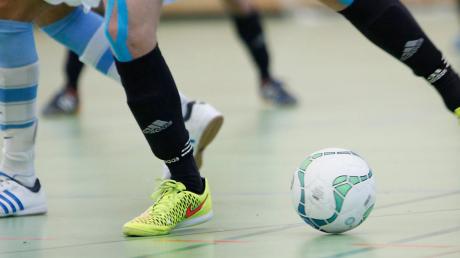 Das erste Vorrundenturnier zur Allgäuer Futsal-Meisterschaft fand in Neugablonz statt.
