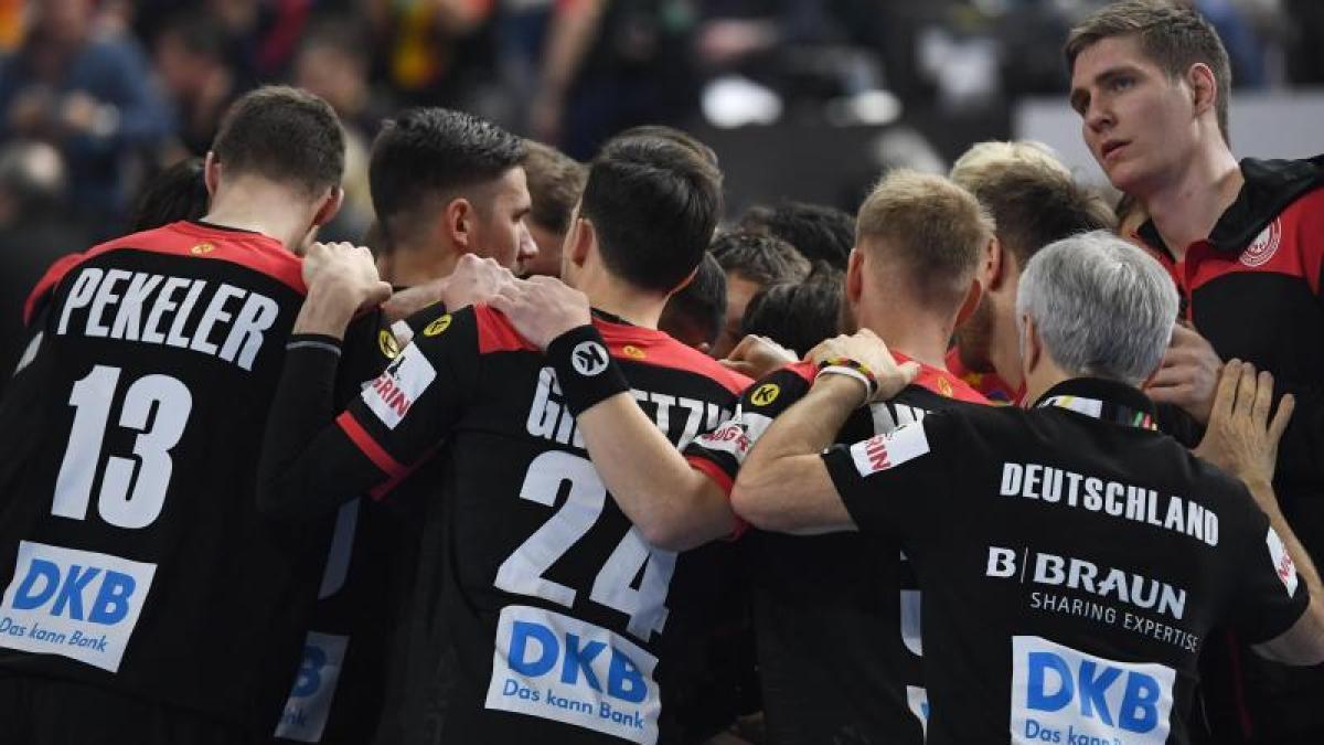 Deutschland-Kader: Handball-WM 2019: Deutscher Kader in ...