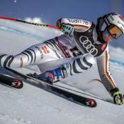 Geht bei der alpinen Ski-WM in Are auf Medaillenjagd: Viktoria Rebensburg. Foto: Michael Kappeler