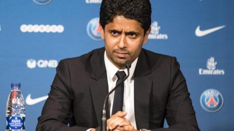 Ehrenmann, zumindest nach Uefa-Maßstab: Nasser al-Khelaifi.